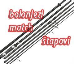 Bolonjezi/ Match štapovi