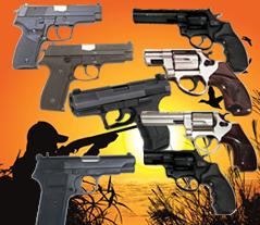 Pištolji/Revolveri