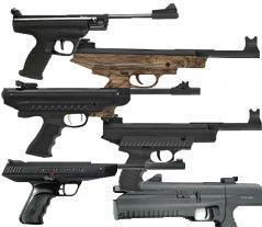 Vazdušni pištolji/ vazdušni revolveri