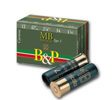 Pat.B&P Tricolor k12 36gr 0.2.5.7