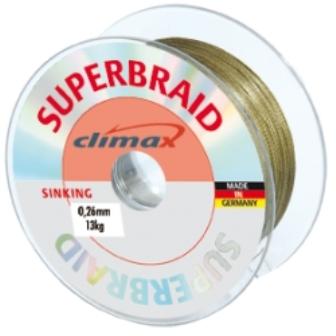 Kanap Climax Superbraid 25m 018 20 22 26 30 AKCIJA