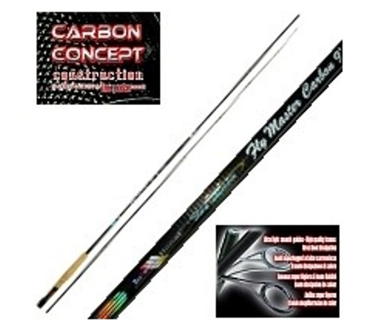 Fly Master Carbon 255