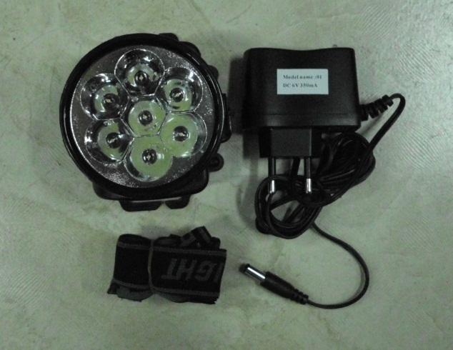 Lampa za glavu AC-3