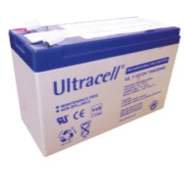 Baterija Akumulator zele 12V 5Ah Ultracell