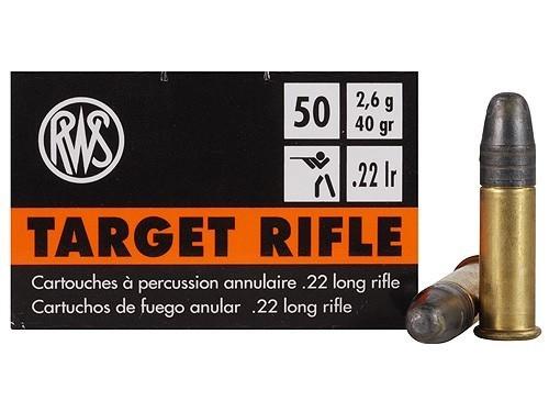 Metak RWS 22 LR Target Rifled