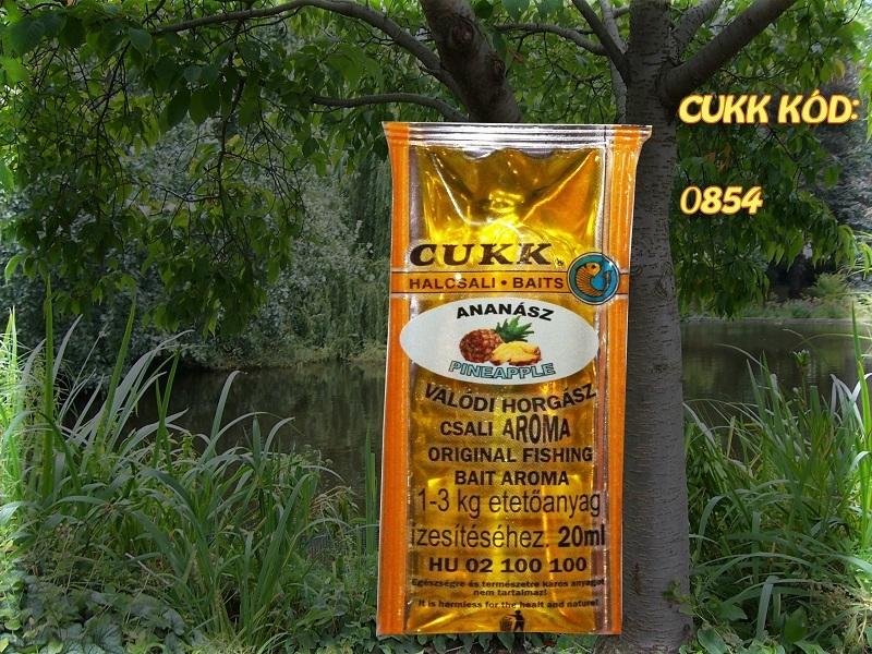 Aroma Cukk 854 uljana 20ml ananas