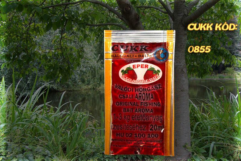 Aroma Cukk 855 uljana 20ml jagoda