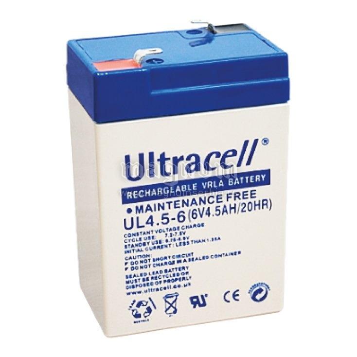 Baterija Akumulator zele 6V 4.5Ah Ultracell