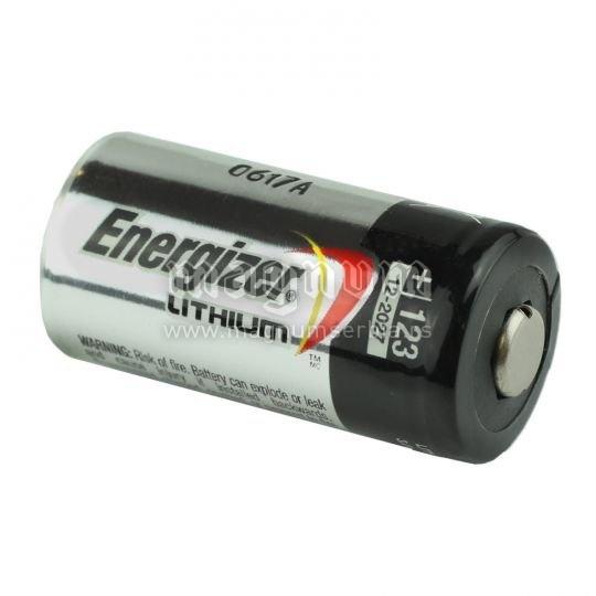 Baterija CR123A Energrizer 3.0V Lithium