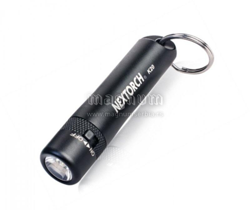 Baterijska lampa K20 Nextorch 130 lum