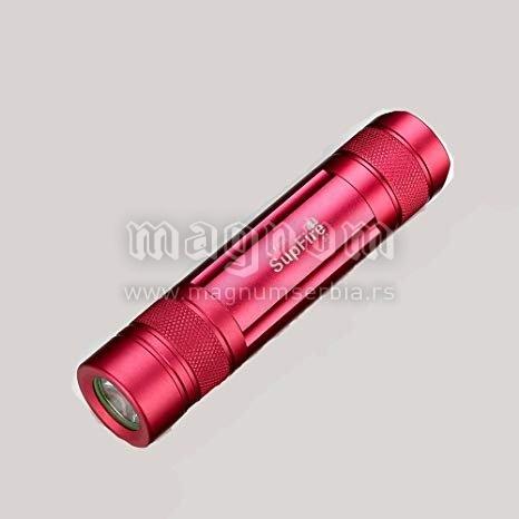 Baterijska lampa Supfire S7