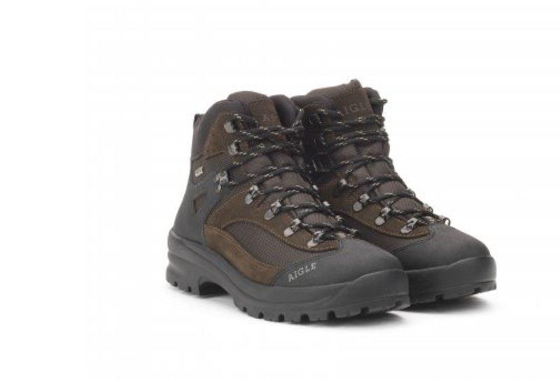 Cipela Aigle Huntshaw MTD T0585 darkbrown poluduboka