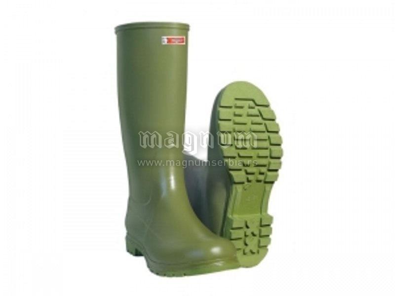 Cizma 71223 zelena Tigar