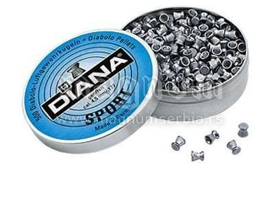 Dijabola Diana Sport 5.5mm 1/400 0.89g