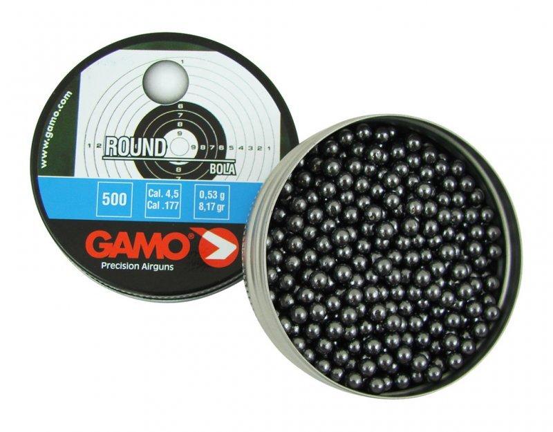 Dijabola Gamo kugla 4.5mm 1/250 0.53g