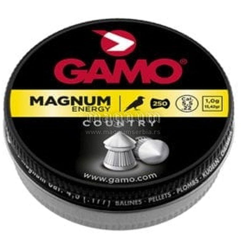Dijabola Gamo Magnum 5.5mm 1/250 1g
