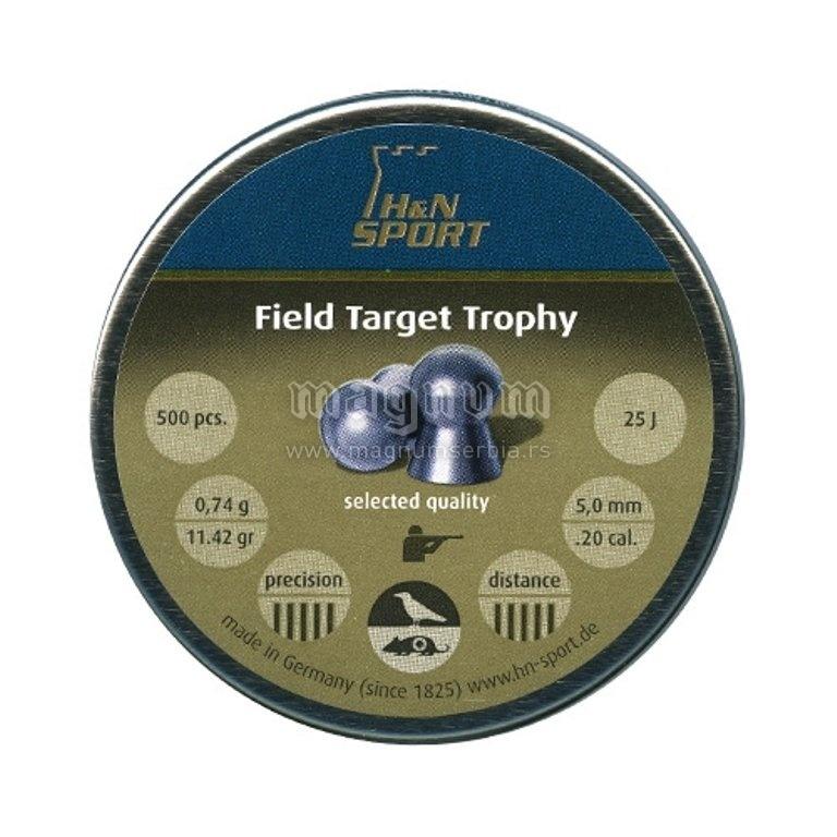 Dijabola HN Field Target Trophy 5mm 1/500 0.74g