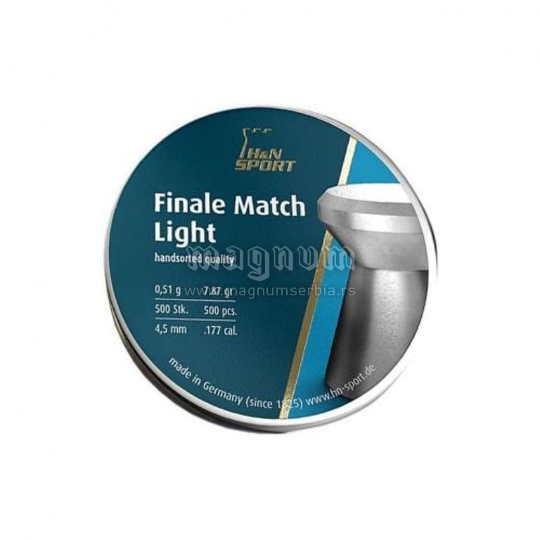 Dijabola HN Final Match Light 4.5 1/500