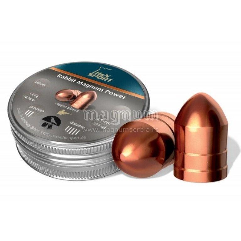Dijabola HN Rabitt Magnum Power 4.5 1/200 1.04g za pcp