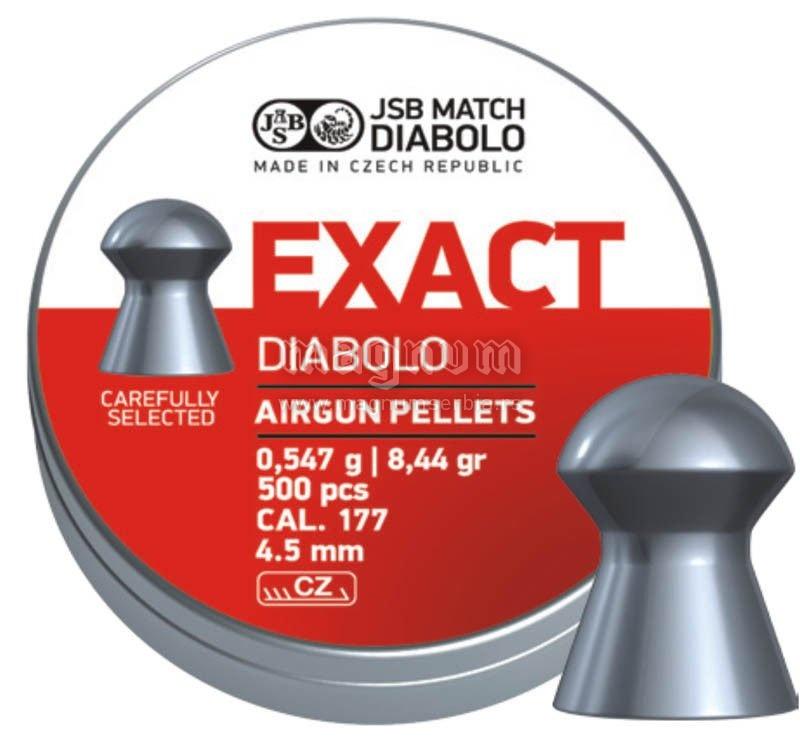 Dijabola JSB Exact 4.52 1/500