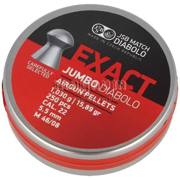 Dijabola JSB Exact Jumbo 5.5 1/250 1.030g