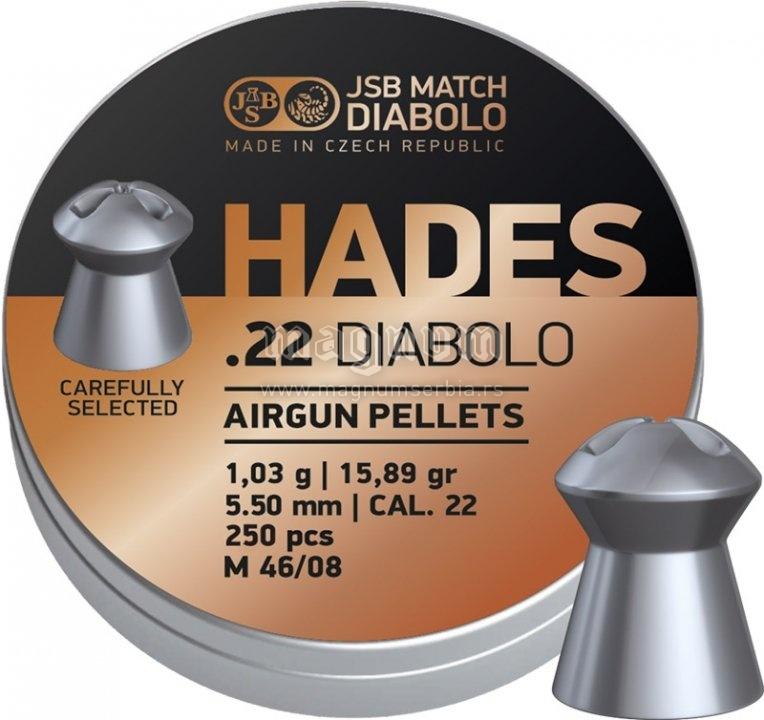 Dijabola JSB Hades 5.5mm 1/250 1.03g