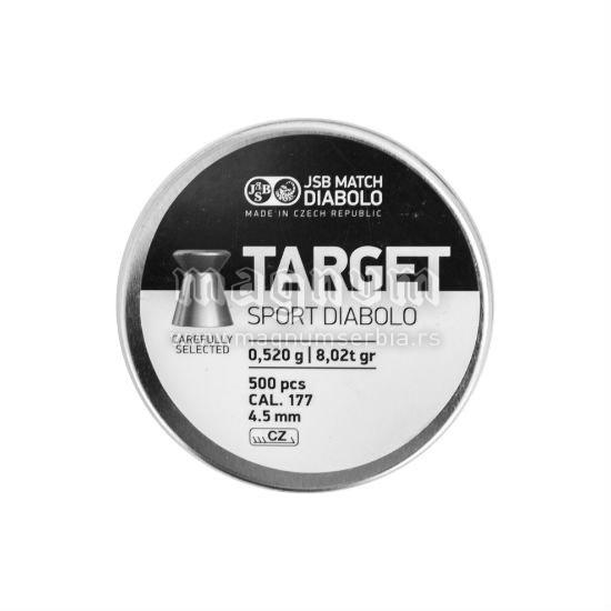 Dijabola JSB Target Sport 4.5 1/500