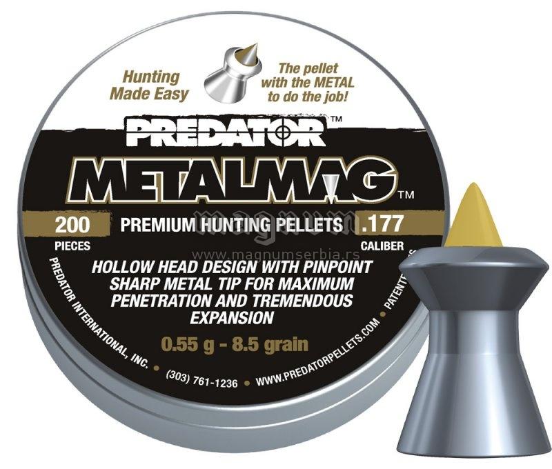 Dijabola JSB Predator Metalmag 4.5 1/200