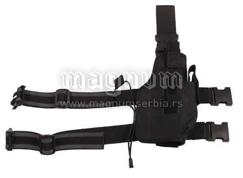 Futrola MFH 30715A crna za nogu