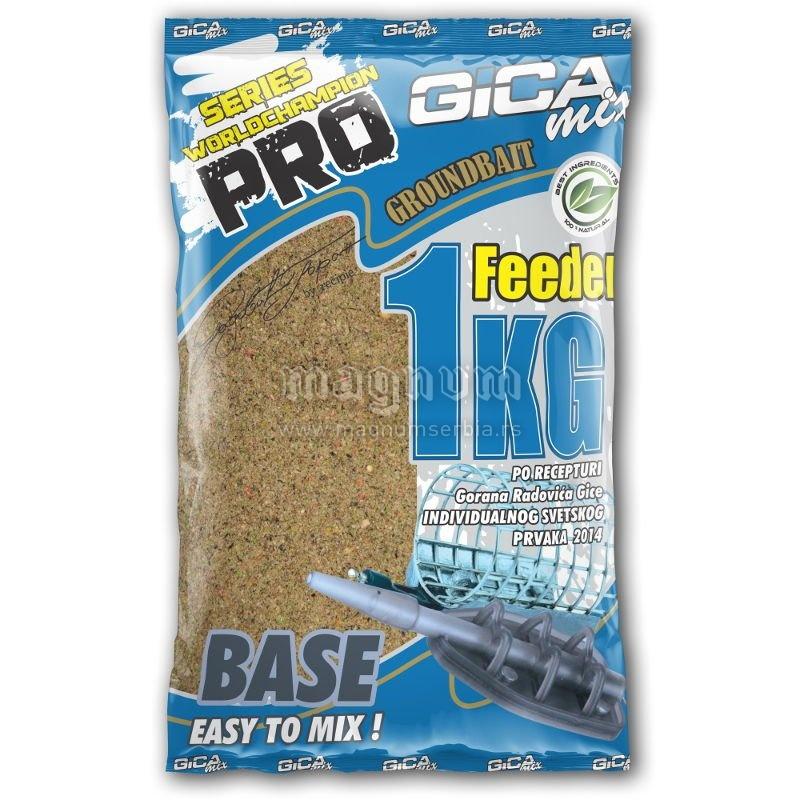 Gica mix Pro 1kg Feeder baza