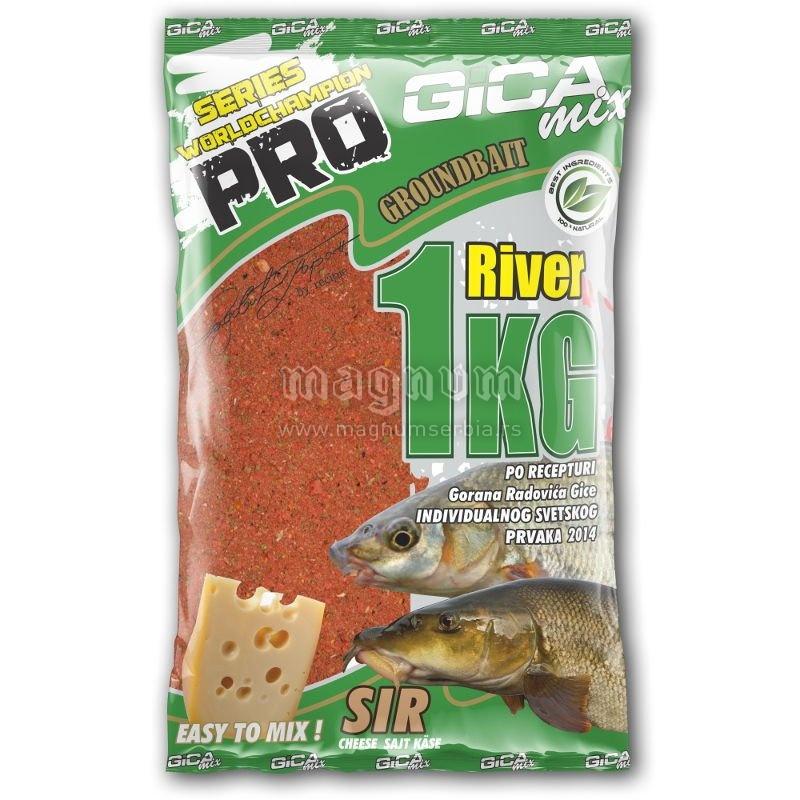 Gica mix Pro 1kg River sir