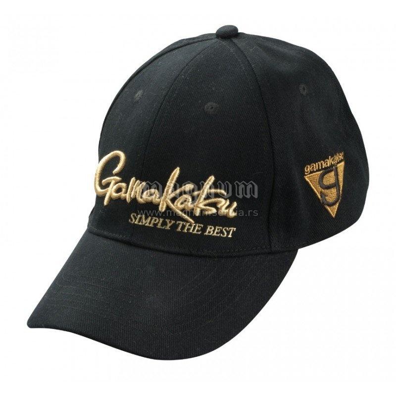 Kacket Gamakatsu 7020-019 crno/zlatno