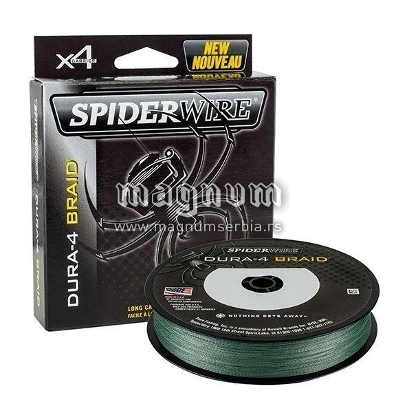 Kanap Spiderwire Dura-4 010 150m zel.1450377