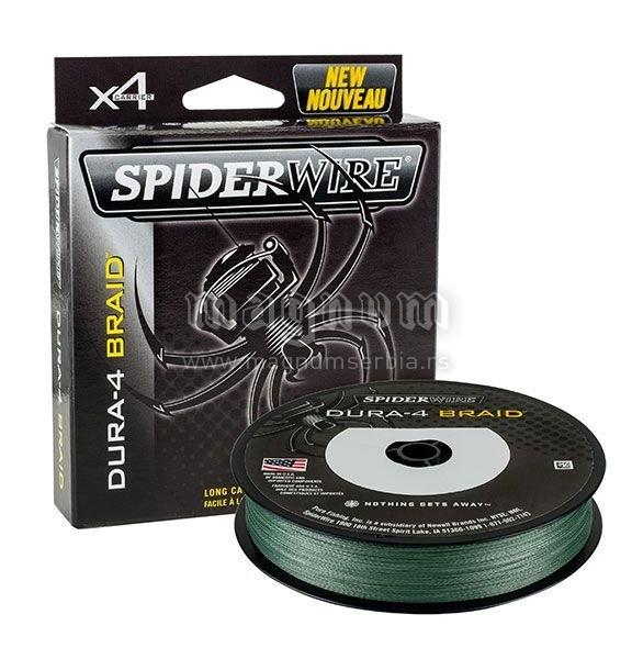 Kanap Spiderwire Dura-4 025 150m zel.1450382