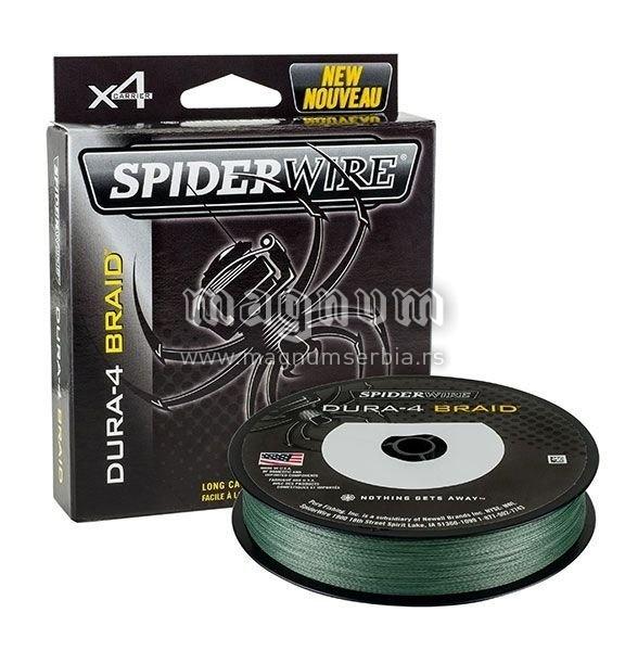 Kanap Spiderwire Dura-4 030 150m zel.1450383