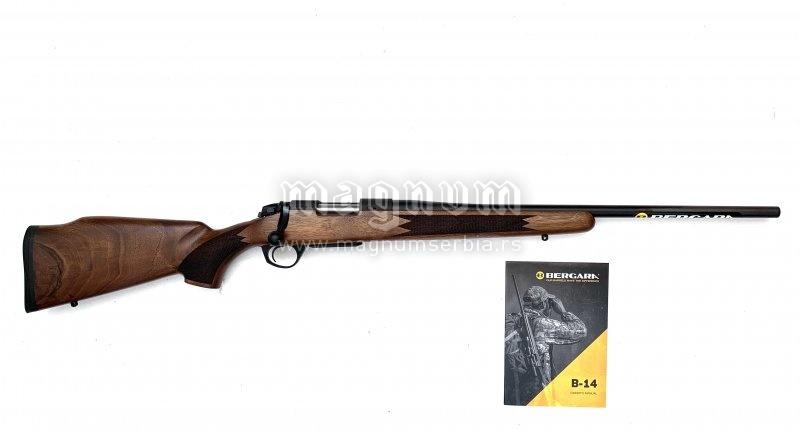 Karabin Bergara B14 30-06 Timber Steel 22 inc BN drvo