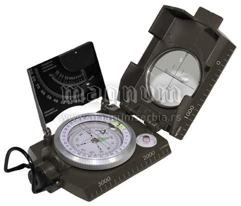 Kompas MFH 34063 Ital.Compass metalni