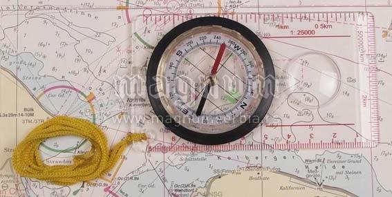 Kompas MFH 34203 Map Compass