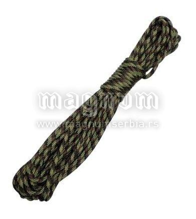 Konopac MFH 27501B Camo 15m/7mm