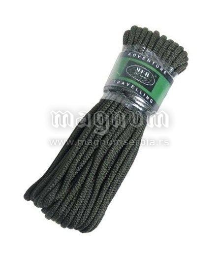 Konopac MFH 27503A zeleni 15m/5mm