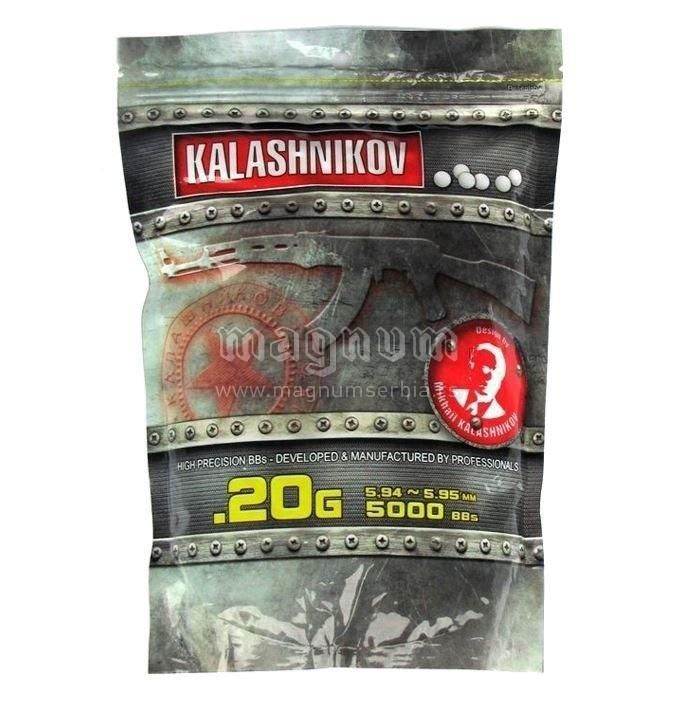 Kuglica 0.20/5000 123500 Kalashnikov