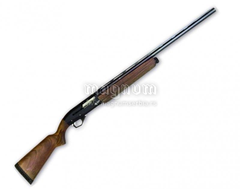 Puska Baikal MP155 12/76 drvo
