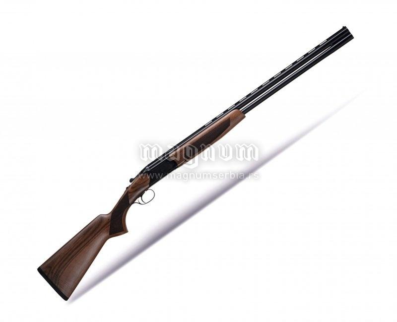 Puska Huglu Hawk Black 12/76 71cm