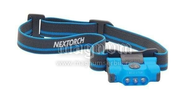 Lampa za glavu Eco Star Blue Nextorch
