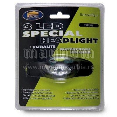 Lampa za glavu Lineaeffe 7599355