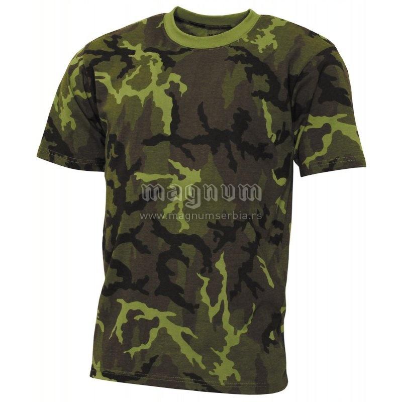 Majica MFH 17001J Camo decija