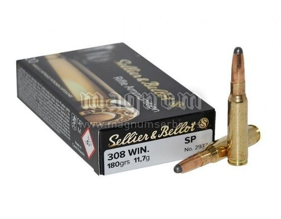 Metak Belot 308 win SP 11.7gr