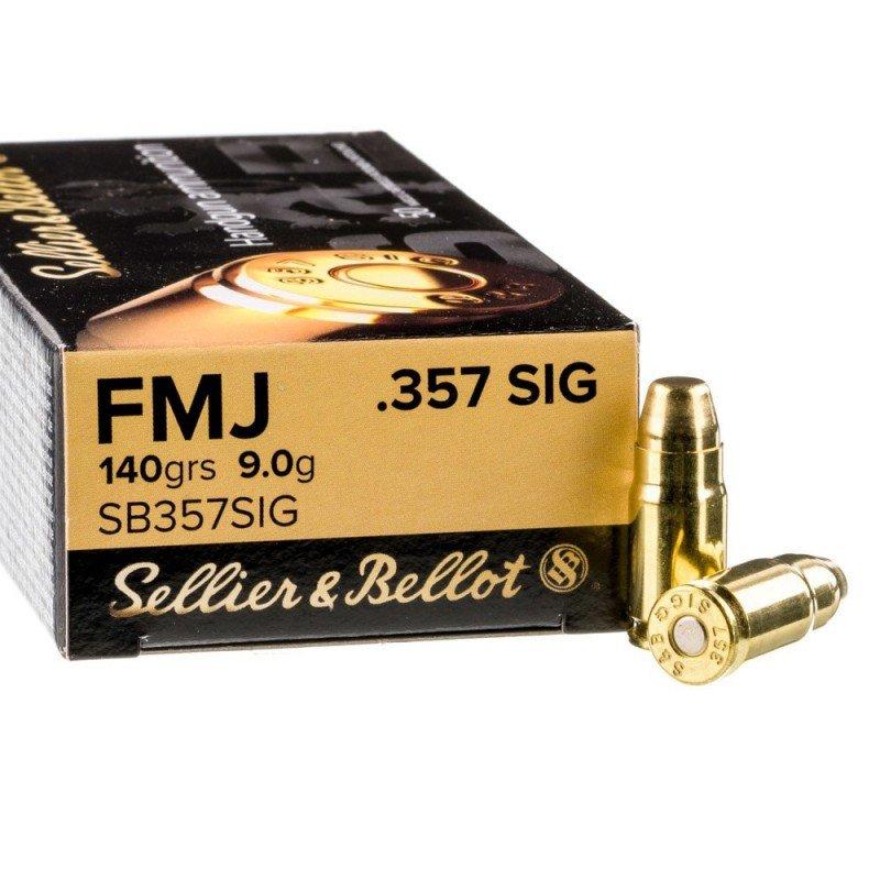 Metak Belot 357 Mag FMJ 10.25g