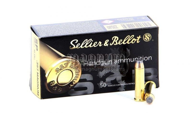 Metak Belot 357 Magnum SP 10.25g