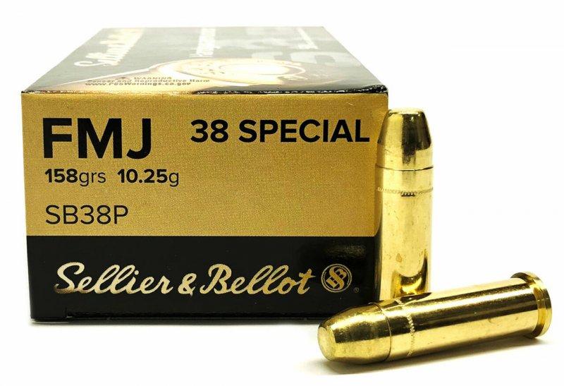 Metak Belot 38 SPEC FMJ 10.25g